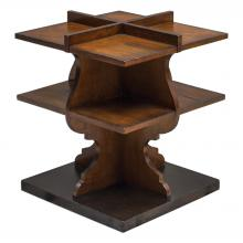 Uttermost 25752 - Uttermost Niko Honey Accent Table